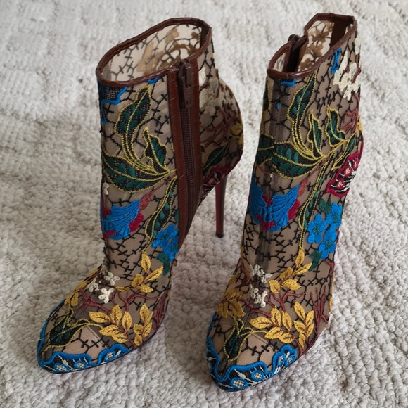 watch 75e8a 76297 Christian Louboutin Ankle boots
